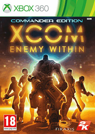 XCOM Enemy Within review for Xbox 360, PlayStation 3 and PC at GAME