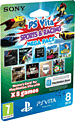 PlayStation Vita Sports & Racing Mega Pack on 8GB Memory Card Accessories