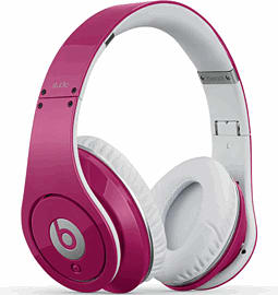 Beats Studio On Ear Headphones - PinkElectronics