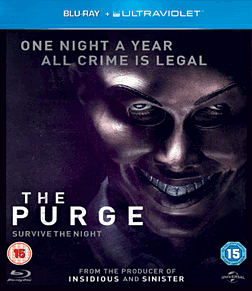 The PurgeBlu-ray