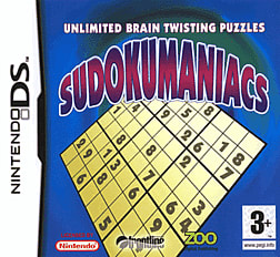 Sudokumaniacs for NDS