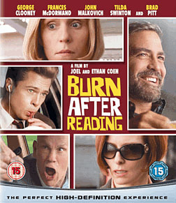 Burn After ReadingBlu-ray