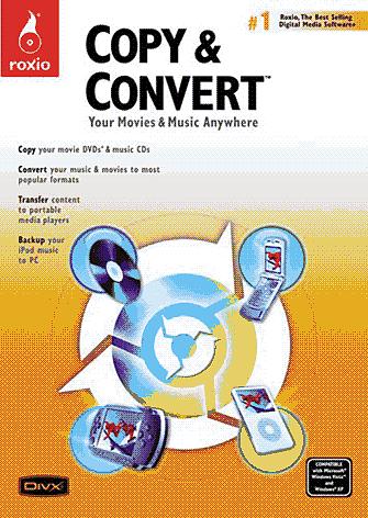 Buy Roxio Copy & Convert 3 | GAME