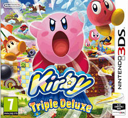 Kirby Triple Deluxe2DS/3DS
