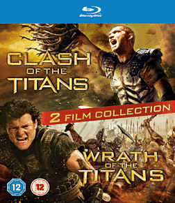 Clash of the Titans / Wrath of the Titans Double Film PackBlu-ray