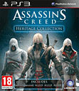 Assassin's Creed Heritage Collection PlayStation 3