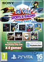 PS Vita 16GB Sports & Racing Memory Card Pack Accessories