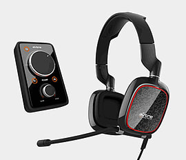 Astro A30 Gaming Headset BlackAccessories