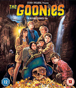 The Goonies with UV CopyBlu-ray