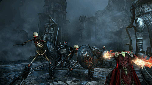 Buy Castlevania Lords Of Shadow 2 Dracula S Tomb Premium Edition On