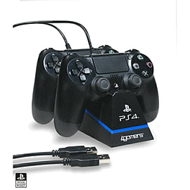 PS4 Licensed Dual Charge and Stand Accessories