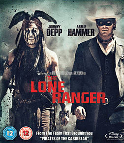 The Lone RangerBlu-ray