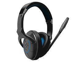 Gioteck AX1-R Amplified Gaming HeadsetAccessories
