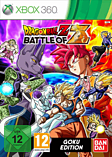 Dragon Ball Z: Battle of Z Goku Edition - Only at GAME Xbox 360