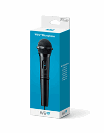 Wii U Wired Microphone Accessories