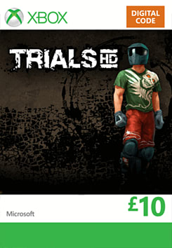 Trials HD for XBOX360