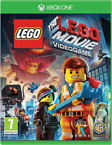 The LEGO Movie VideogameXbox OneCover Art