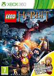 LEGO The Hobbit Videogame with Bilbo Baggins minifigure - Only at GAME Xbox 360