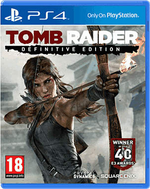 Tomb Raider Definitive Edition for PlayStation 4 and Xbox One at GAME