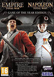Empire: Total War + Napoleon: Total War GOTY Edition PC Games