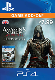 Assassin's Creed IV: Black Flag - Freedom Cry for PS4