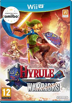 Hyrule Warriors for Wii U
