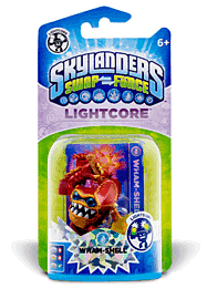 Lightcore Whamshell - Skylanders SWAP ForceToys and Gadgets
