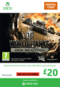 World of Tanks - £20 Top Up Xbox Live