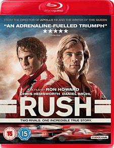 RushBlu-ray