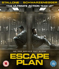Escape PlanBlu-ray