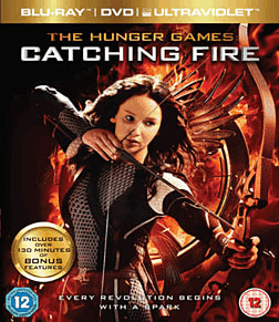 The Hunger Games: Catching FireBlu-ray