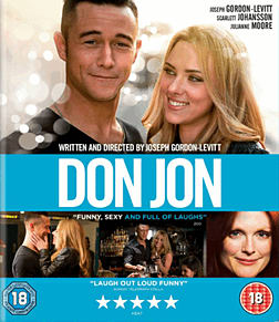 Don JonBlu-ray
