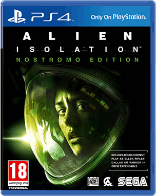 Alien Isolation on PS4 at GAME.co.uk