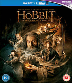The Hobbit: The Desolation of SmaugBlu-ray