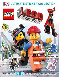 The LEGO Movie Ultimate Sticker CollectionStrategy Guides & Books