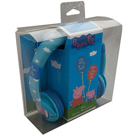 Peppa Pig Headphones - Peppa Clouds RedAccessories