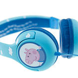 Peppa Pig Headphones - Peppa Clouds Red screen shot 3