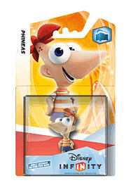 Phineas - Disney INFINITY CharacterToys and Gadgets