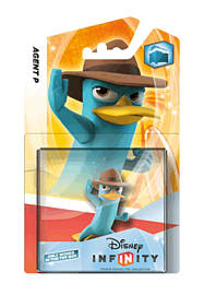 Agent P - Disney INFINITY CharacterToys and Gadgets