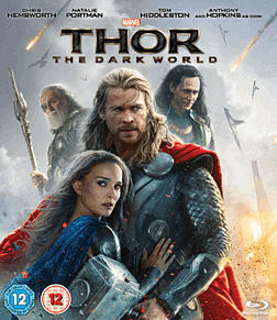 Thor: The Dark WorldBlu-ray