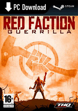 Red Faction GuerrillaPC