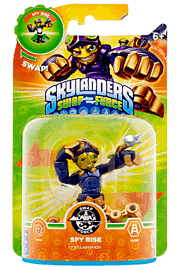 Spy Rise - Skylanders SWAP ForceToys and Gadgets