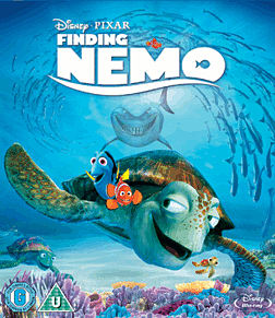 Finding NemoBlu-ray