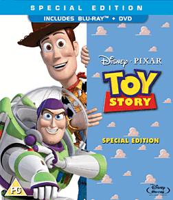 Toy StoryBlu-ray