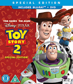 Toy Story 2Blu-ray