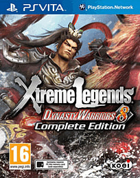 Dynasty Warriors 8: Xtreme Legends Complete EditionPS Vita