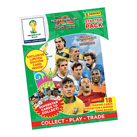 Official Panini FIFA 2014 World Cup Brazil - Sticker Album with Stickers (5 Sticker Packs)Strategy Guides & Books