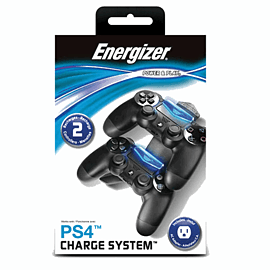 PS4 Controller Energizer Charger and StandAccessories