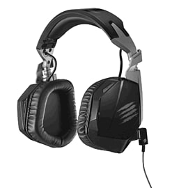 MadCatz F.R.E.Q. 3 Headset - BlackAccessories
