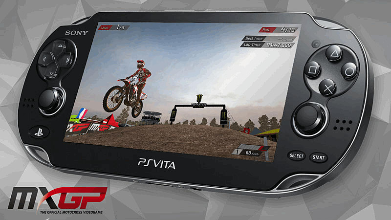 Buy MXGP: The Official Motocross Videogame on PS Vita | Free UK ...